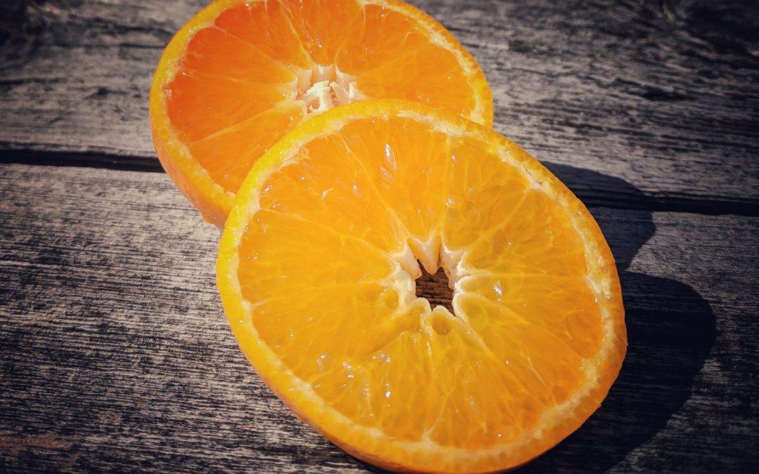 Mandarinolje