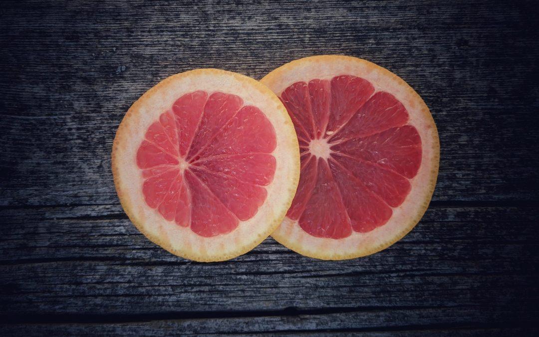 Grapefruktolje
