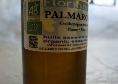 Palmarosaolje